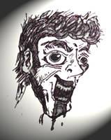 Psycho by KronosX