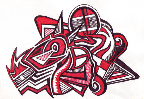 Red and Black by KronosX