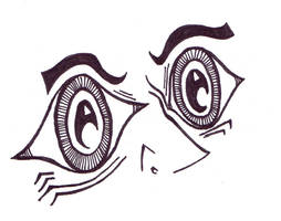Crazy Eyes by KronosX