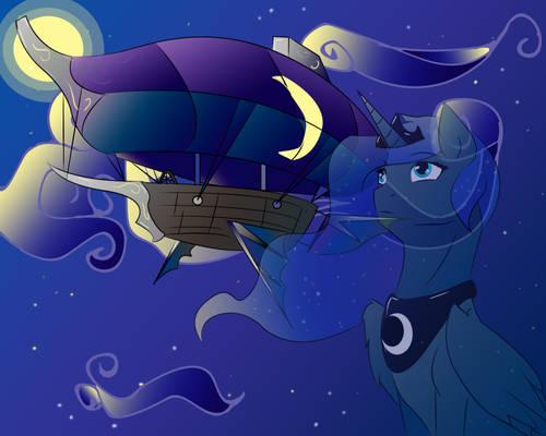 Luna Air Ship