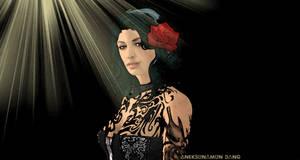 Carmen by Aneksunamun