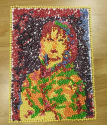 Goya in candy