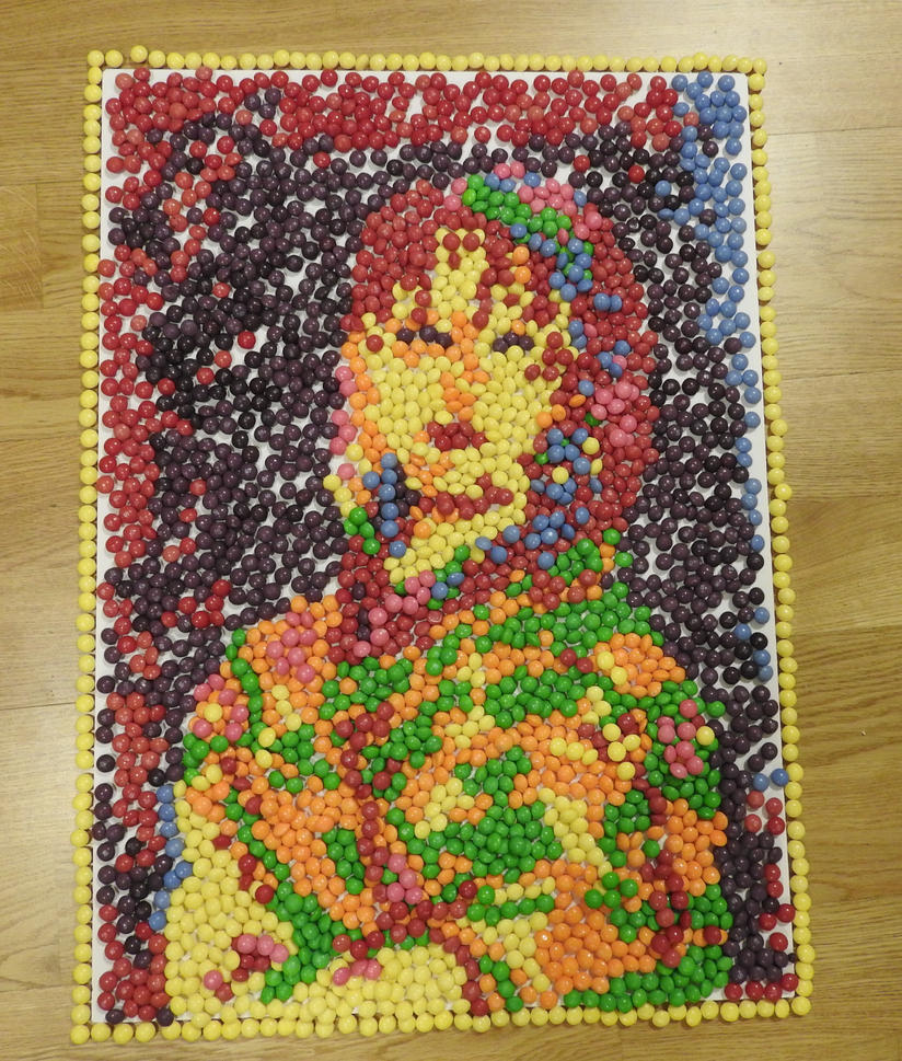 Goya in candy by kyo31