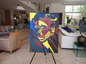 Castiel Picasso style