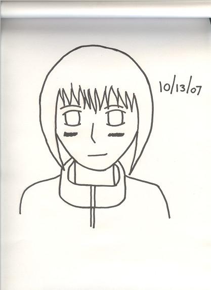 Hinata Hyuuga by hinata4590