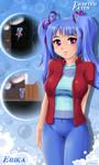 Twisted Fates promo 3 - Erika