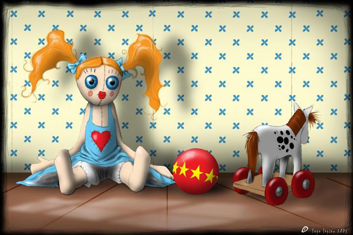 Dolldreams I by zzaga