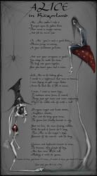 Alice in razorland II by zzaga