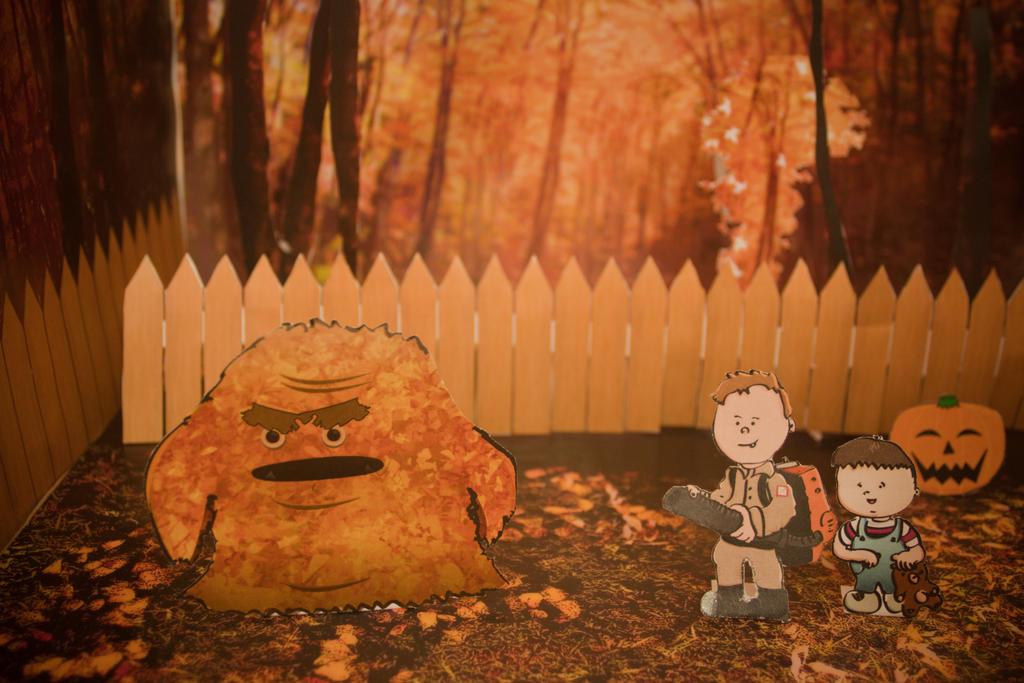 My Favorite Fall Memory - Merrel Contest Entry