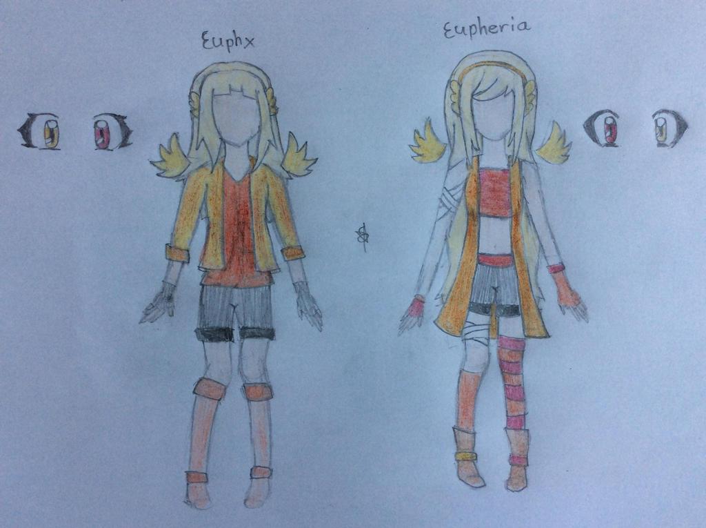 Euphx and Eupheria |OC Ref| by SpringElizabeth