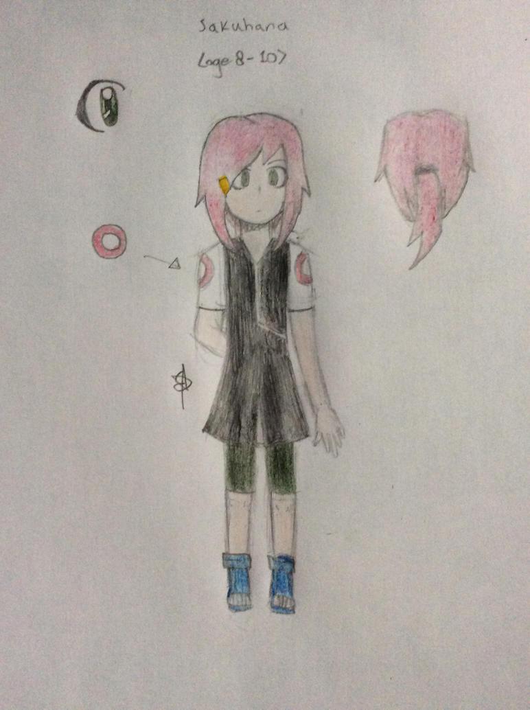 Sakuhana Haruno |Childhood| by SpringElizabeth