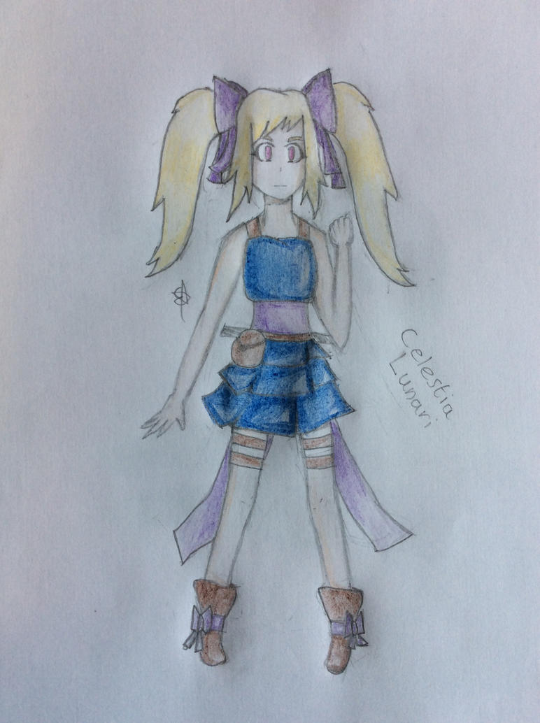 Celestia Lunari by SpringElizabeth
