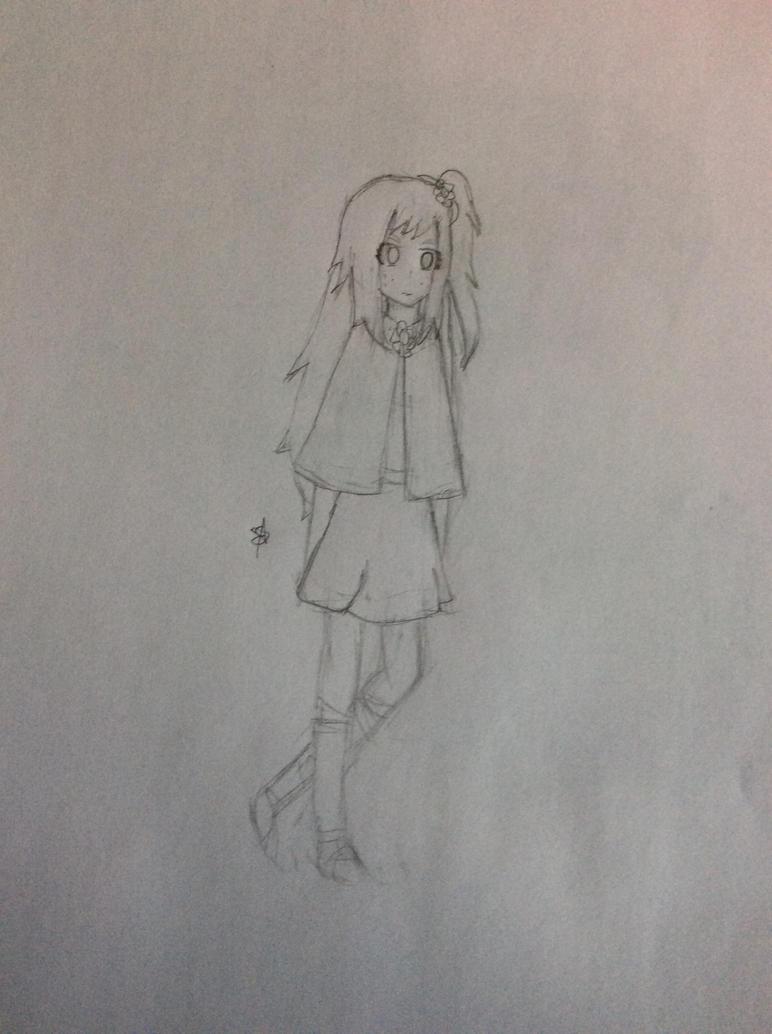 W.I.P Himawari by SpringElizabeth