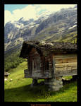 Home in  Alps