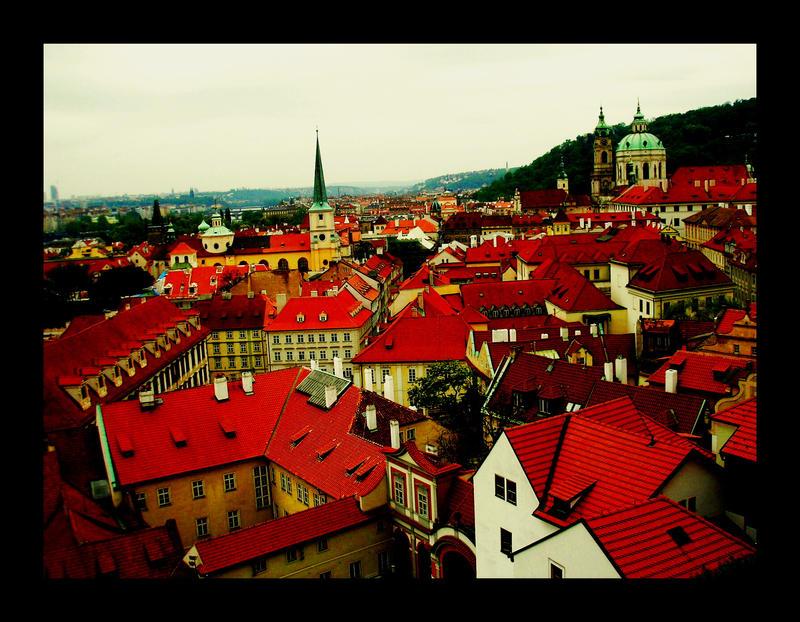 Prague.. by faQy