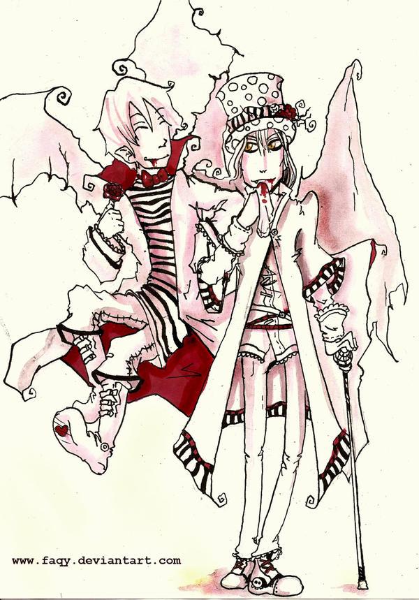 Vampires by faQy