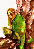 Legolas by faQy