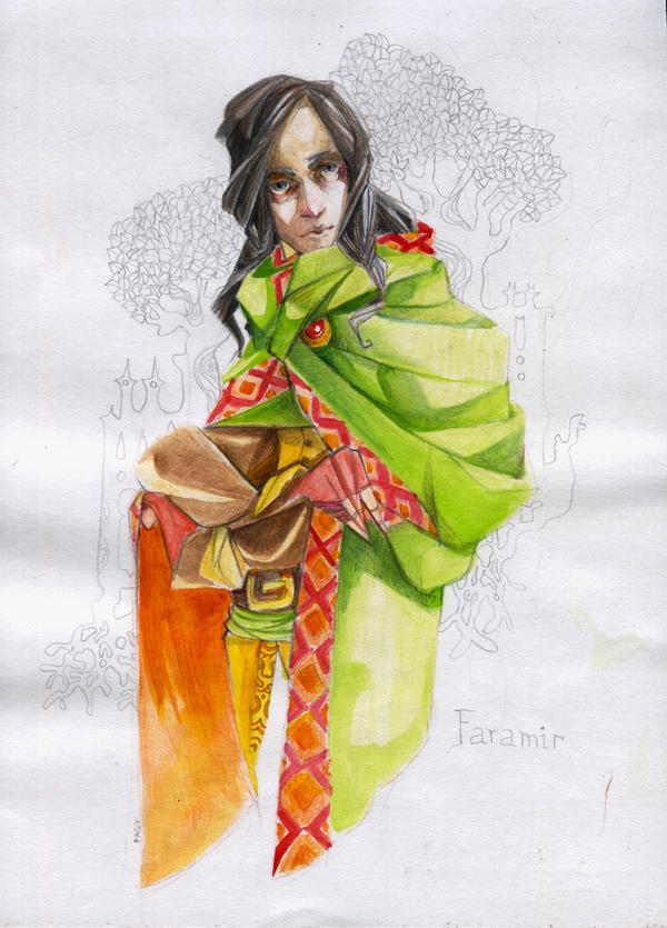 faramir by faQy