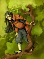 Hashirama Senju by faQy
