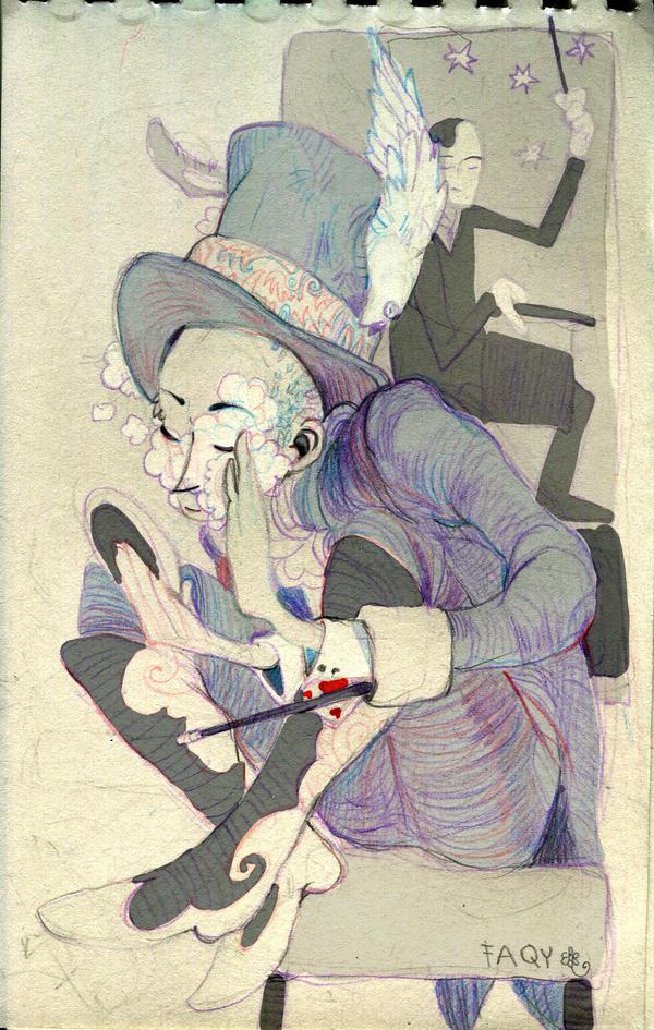 kouzelnik by faQy