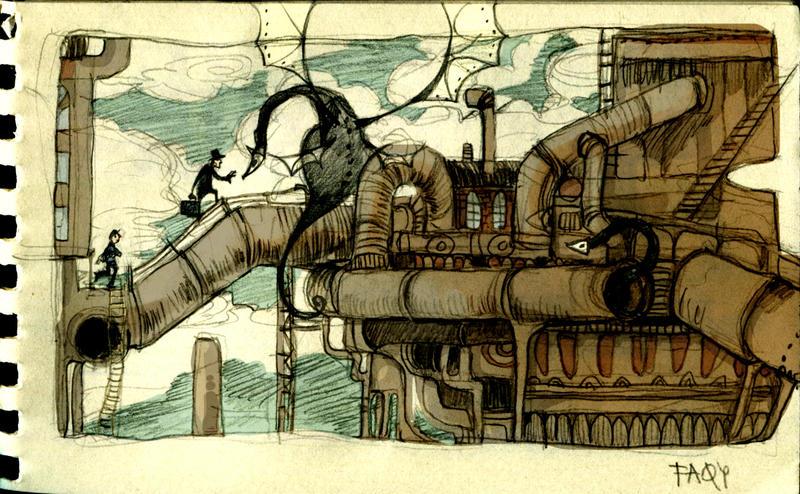 draci z potrubi by faQy