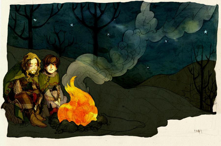 fire by faQy