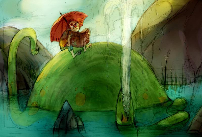 prisera z jezera by faQy