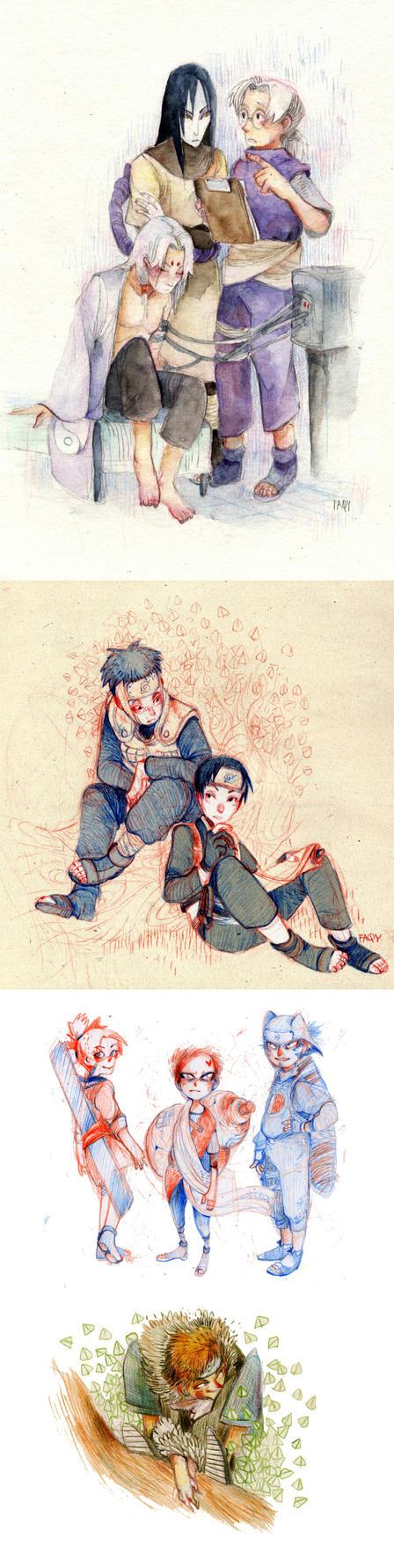 Narutoooo by faQy