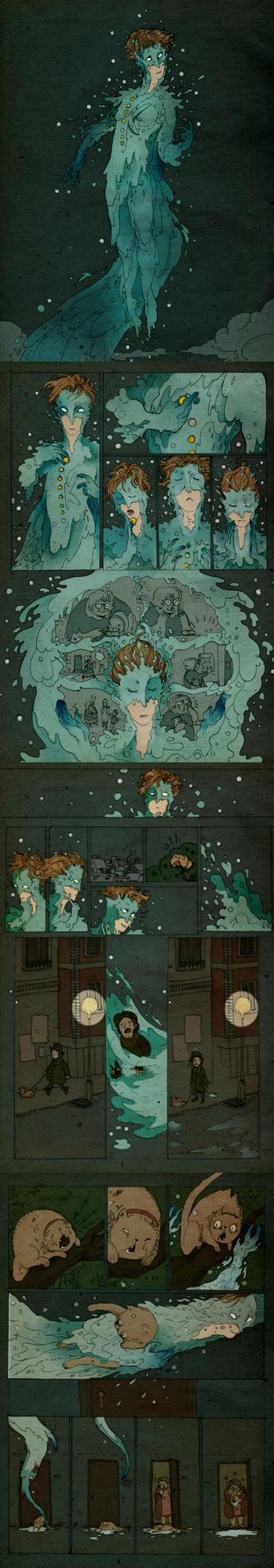 fountain 2 by faQy