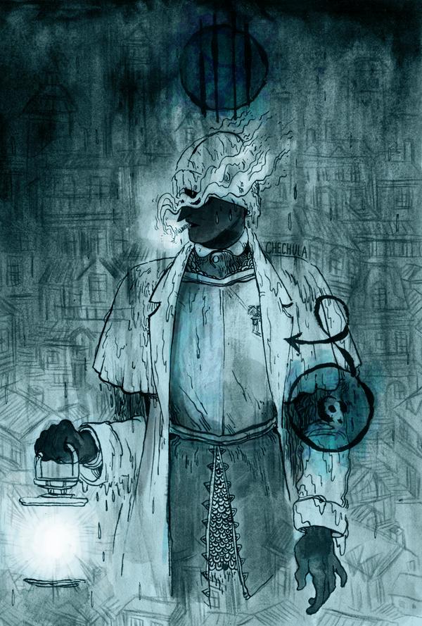 The Guardian Dark by faQy