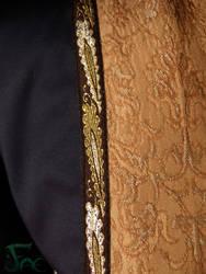 Corsair jacket braid detail by Herilome