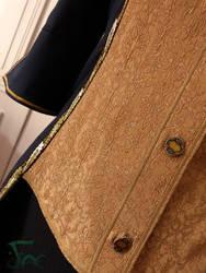 Corsair jacket detail 2 by Herilome