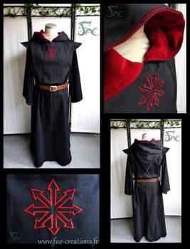 Chaos black robe