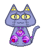 ROBO CAT IN THE EMOTE WORLD by Mr-hottiepants
