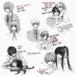 Couples Sketch Dump 2