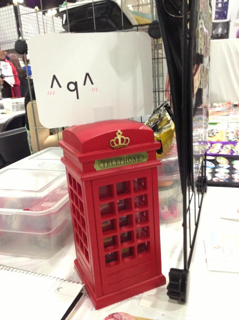 Phonebooth x Mattress by aeriim