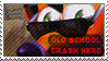 Old-School Crash Nerd Stamp by Scattered-Stamps