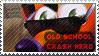 Old-School Crash Nerd Stamp by Scattered-Stamps