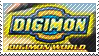 Digimon World 1 stamp by Scattered-Stamps