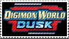 Digimon World Dusk stamp