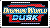 Digimon World Dusk stamp by Scattered-Stamps
