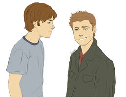 This is my brother Dean by MrsRinrini