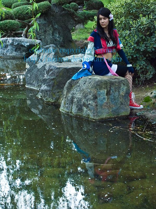 Cosplay - Reflection - Mulan by naima