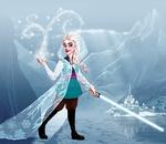 Disney Wars - Elsa