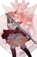 pretty soldier sailor chibimoon by naima