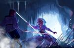 Disney Wars - It's going down