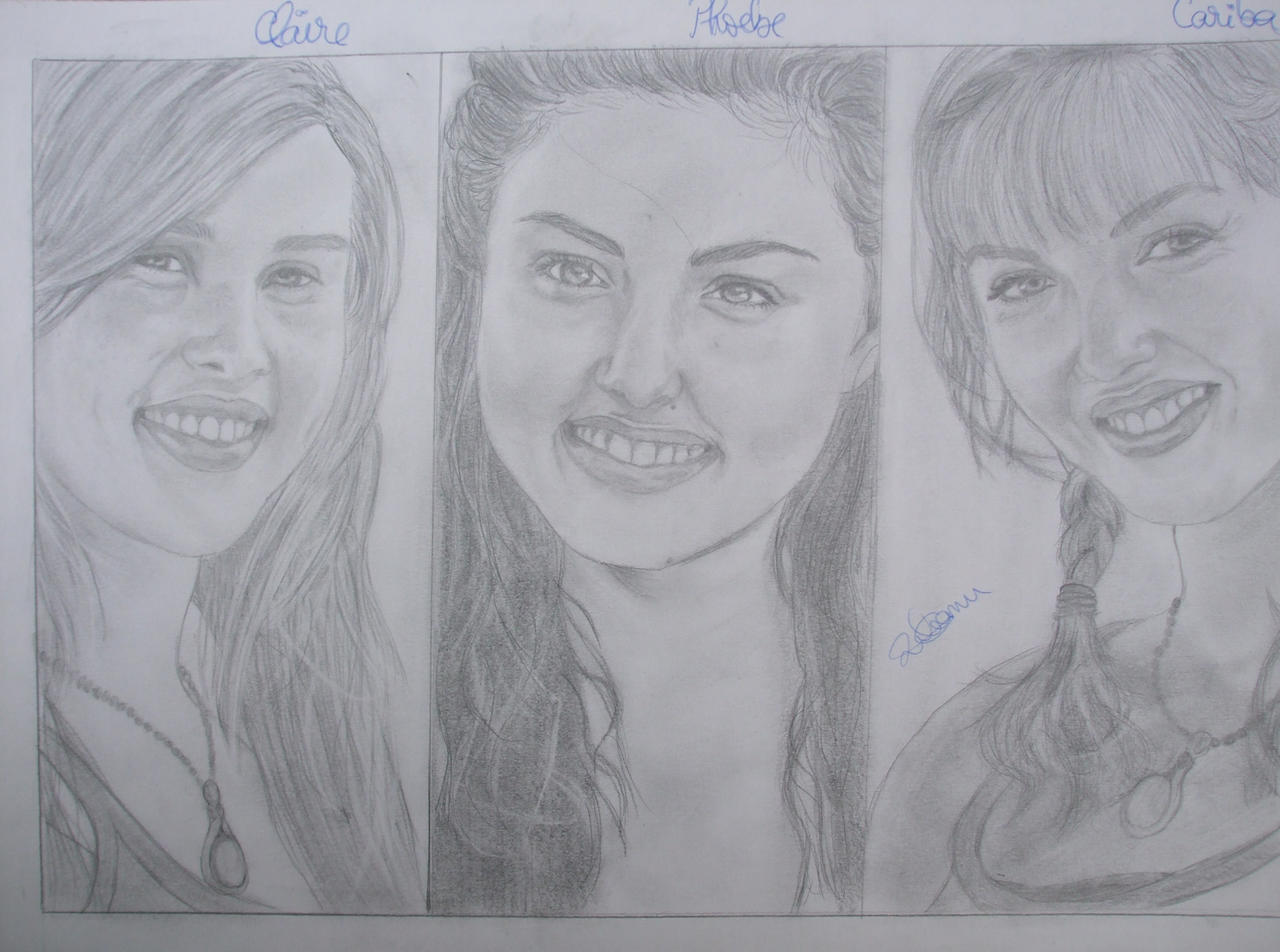 H20 cast by crisuyo on deviantart for H20 just add water cast