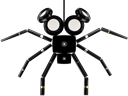 Chanel Spider Robot by mewbies