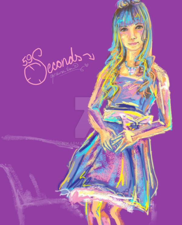 Speed Sketch 01 - 59 Seconds by Nikarma