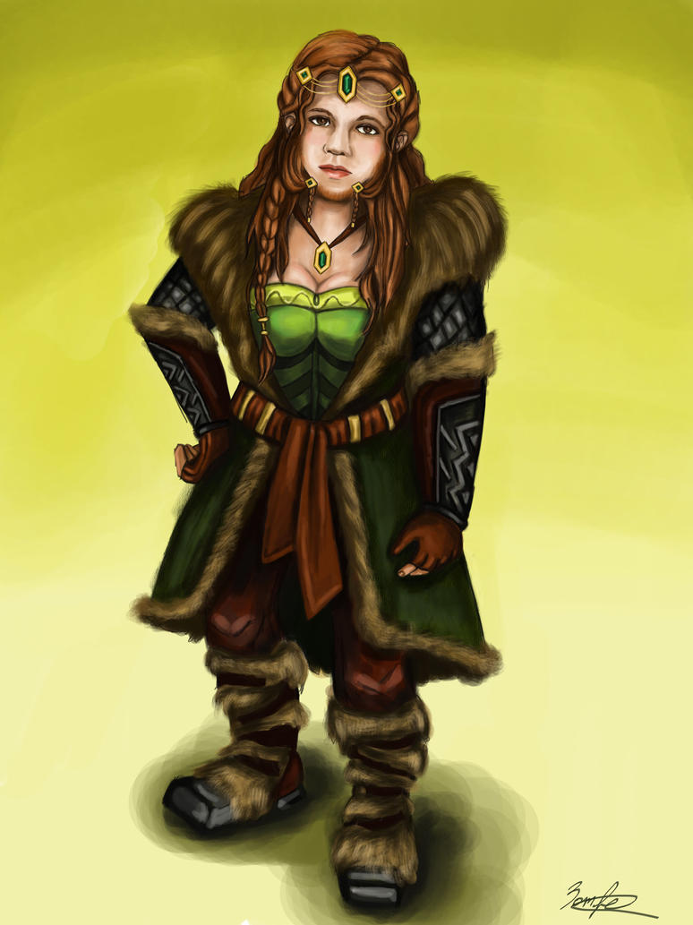 Dwarfgirl nude photo